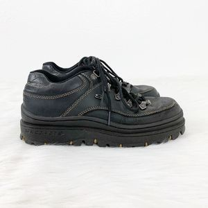 Skechers Shoes - Rare Skechers Black 90's Platform Jammers Boots